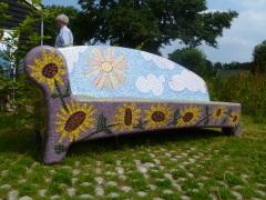 Een demo van plastic: zo kan de social sofa eruit zien!